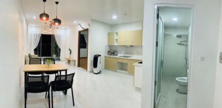 Cho thuê căn hộ cao cấp trong chung cư D - Vela, Quận 7. 54m2, 1PN. 8 triệu/tháng, 54m2, 1 phòng ngủ, 1 toilet