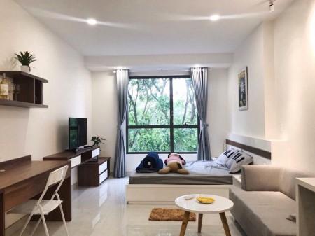 Cần cho thuê nhanh căn hộ cao cấp, siêu đẹp, giá cả thì phải chăng, tại Garden Gate Phú Nhuận, 37m2, 1 phòng ngủ, 1 toilet
