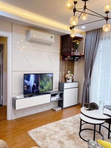Cho thuê căn hộ 2 phòng ngủ, 2wc, 63m2, full cực sang chảnh tại Mon City, 63m2, 2 phòng ngủ, 2 toilet