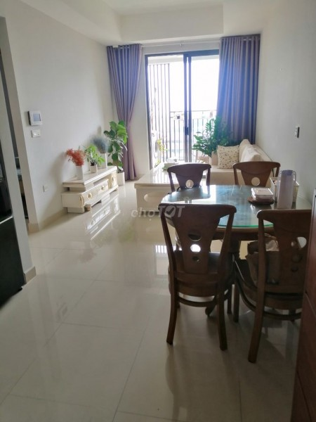 Cho thuê căn hộ 2PN, 57m2, Nội thất đầy đủ tại Botanica Premier, 57m2, 2 phòng ngủ, 1 toilet