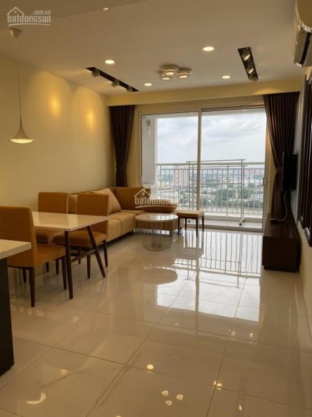 Chủ có căn hộ 88m2, 2 PN, có sẵn nội thất, cc Tropic Garden tầng cao, giá 14 triệu/tháng, LHCC, 88m2, 2 phòng ngủ, 2 toilet