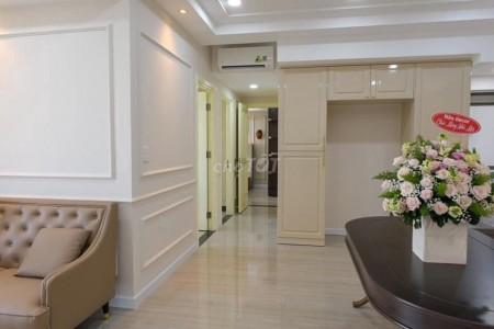 Cho thuê căn hộ cao cấp mới toanh tại chung cư Saigon South Residences. 3PN, 2WC, Giá thuê 17 triệu/tháng, 114m2, 3 phòng ngủ, 2 toilet