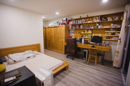 Dư nhà cho thuê chcc Riva Park, 504 Nguyễn Tất Thành, Phường 18, Quận 4, Hồ Chí Minh., 110m2, 3 phòng ngủ, 2 toilet