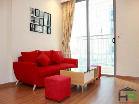 Cho thuê căn hộ cao cấp, mới, đầy đủ nội thất, 2pn trong Vinhomes Nguyễn Chí Thanh - Hà Nội, 88m2, 2 phòng ngủ, 2 toilet