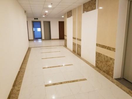 River Panorama quận 7. Cho thuê căn 8tr/ 1 tháng tầng trung, 55m2, 2 phòng ngủ, 1 toilet