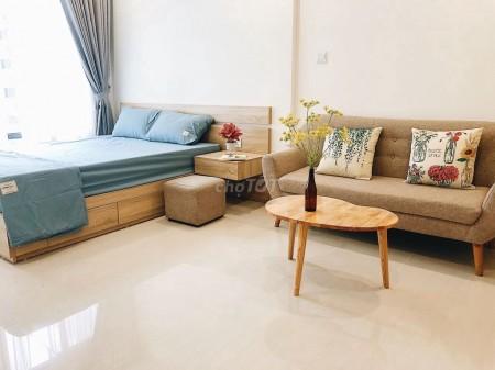 Cho thuê căn Stiudio 28m2, 1PN, chung cư Vinhomes Ocean Park, Full nội thất, 28m2, 1 phòng ngủ, 1 toilet