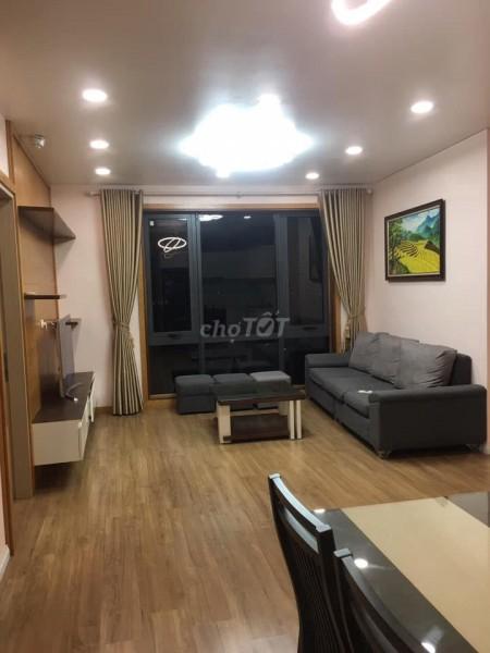 Với 12 triệu/tháng bạn sẽ năng cao chất lượng cuộc sống tại căn hộ tiện nghi sang trọng tại Mipec Riverside, 85m2, 2 phòng ngủ, 2 toilet
