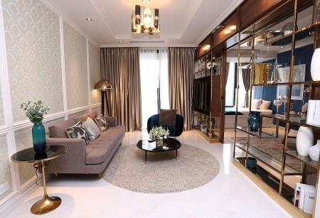 Căn hộ chính chủ 2PN, nhà trống 9 triệu/ full nội thất 11 triệu, tại CC Hà Đô TSN, LH: 0938800058, 70m2, 2 phòng ngủ, 1 toilet