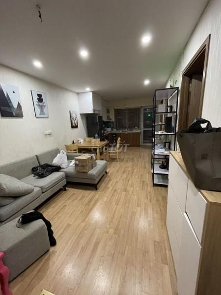 Cho thuê căn hộ chung cư 536A Minh Khai, 2PN, đủ nội thất, 9tr/tháng, 70m2, 2 phòng ngủ, 2 toilet
