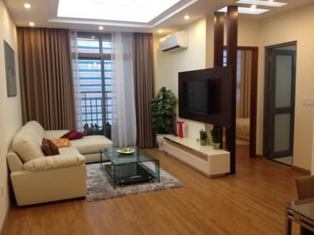 Cho thuê căn hộ Mỹ Sơn Tower, 70m2, 2PN, 2WC, Nội thất cơ bản giá 9 triệu/tháng, 70m2, 2 phòng ngủ, 2 toilet