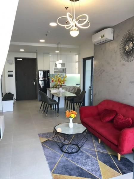 Chung cư Compass One Bình Dương cần cho thuê căn hộ 78m2, 2PN, 2WC, đầy đủ nội thất cao cấp, 78m2, 2 phòng ngủ, 2 toilet