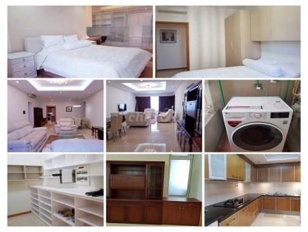 Căn hộ 3PN, 3WC, 129m2 tại chung cư Sài Gòn Pearl Nguyễn Hữu Cảnh, Bình Thạnh. Full Nội Thất, 140m2, 3 phòng ngủ, 3 toilet