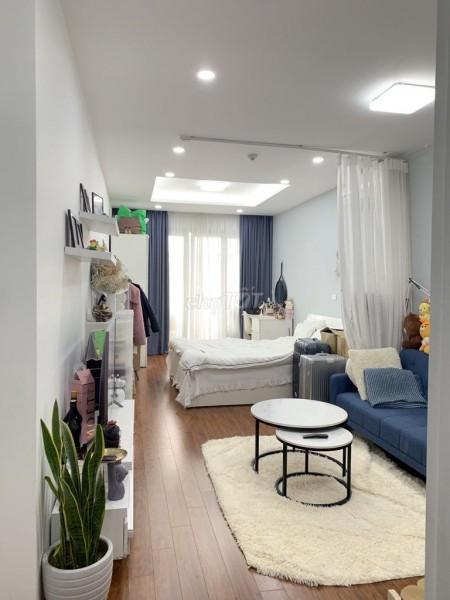 Cho thuê căn hộ chung cư CT4 Vimeco II, 38m2, 1PN, full đồ đẹp, đủ tiện ích, 38m2, 1 phòng ngủ, 1 toilet