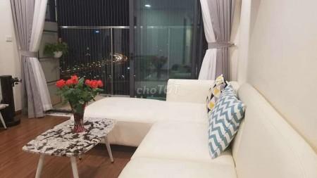 Cho thuê căn hộ chung cư FLC Green Home 18 Phạm Hùng đầy đủ nội thất, 2PN, 2WC giá thuê 10 triệu/tháng, 60m2, 2 phòng ngủ, 2 toilet
