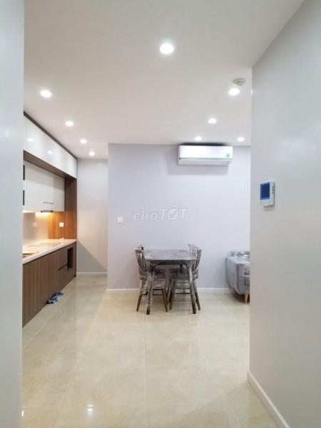 Cho thuê căn hộ chung cư Vinhomes D'capitale , 60m2, 2PN, 1WC nhà mới, nội thất đầy đủ và cũng rất mới, 60m2, 2 phòng ngủ, 1 toilet
