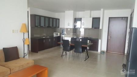 Cho thuê căn hộ rộng 80m2, có ban công, giá 16 triệu/tháng, cc Hado Centrosa, 80m2, 2 phòng ngủ, 2 toilet