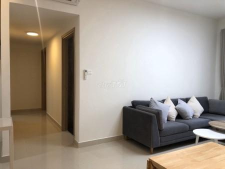 Cho thuê căn hộ cao cấp, tình trạng mới, đầy đủ nội thất, 3PN, 2WC, 86m2, 3 phòng ngủ, 2 toilet