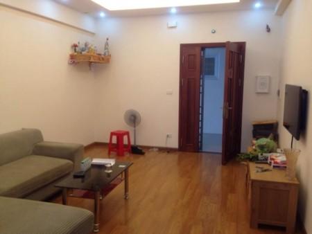 Chung cư Vinaconex 7 cho thuê căn hộ 110m2, 3PN, 2WC, Full nội thất, Giá thuê có TL, 110m2, 3 phòng ngủ, 2 toilet