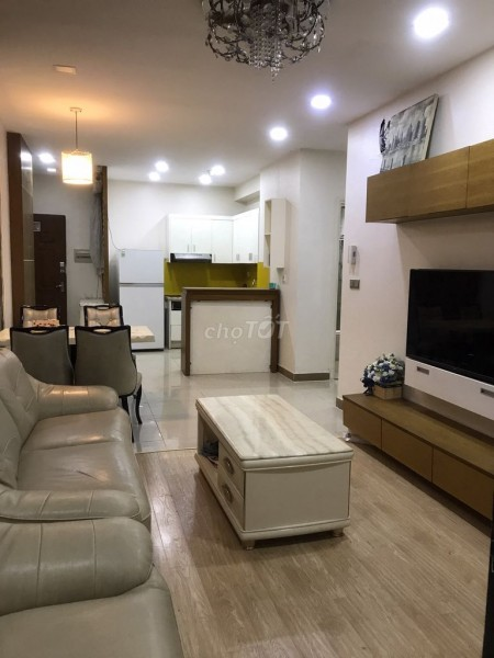 Cho thuê căn hộ tại chung cư The Era Town diện tích 97m2, full nội thất, view sông, 97m2, 3 phòng ngủ, 2 toilet