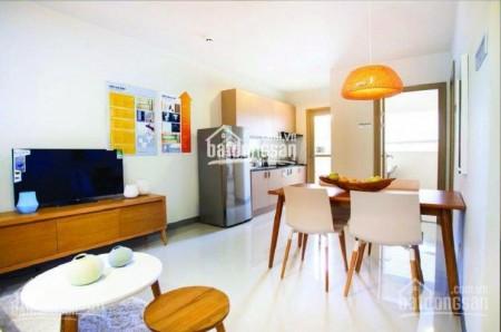 Cần cho thuê căn hộ rộng 62m2, 2 PN, tầng cao, kiến trúc đẹp, giá 5 triệu//tháng, cc Sky 9, 62m2, 2 phòng ngủ, 2 toilet