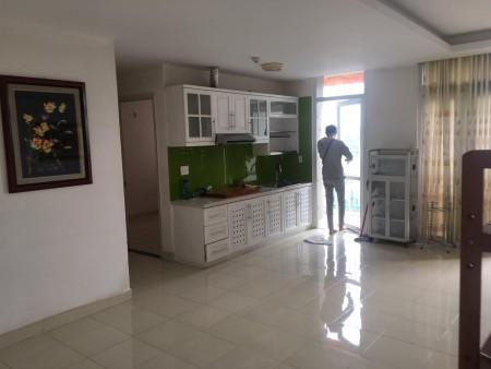 Cho thuê căn hộ 3PN-93m2 có 3 ban công chung cư Hà Đô Nguyễn Văn Công giá chỉ 13tr/th. Lh 0932192028-Ms.Mai, 93m2, 3 phòng ngủ, 2 toilet