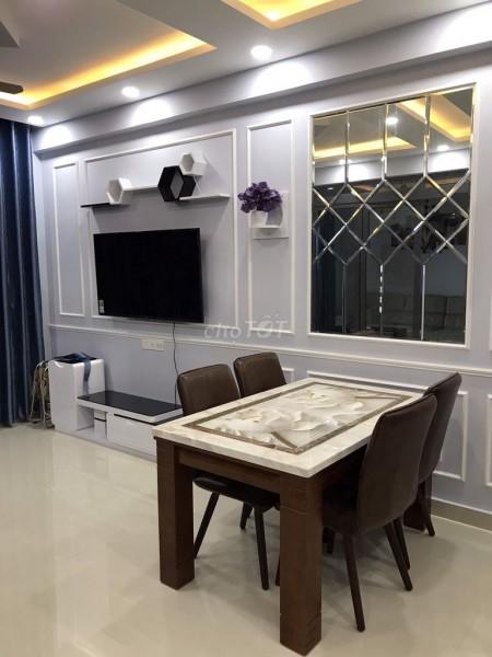 Cho thuê căn hộ chung cư The Sun Avenue, 96m2, 3PN, 2WC, Full nội thất giá rẻ, 96m2, 3 phòng ngủ, 2 toilet