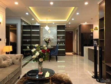 Cho thuê căn hộ 80m2, 2 PN, tầng cao, nhà đẹp, có nội thất, cc Kingston Phú Nhuận, giá 12 triệu/tháng, 80m2, 2 phòng ngủ, 2 toilet