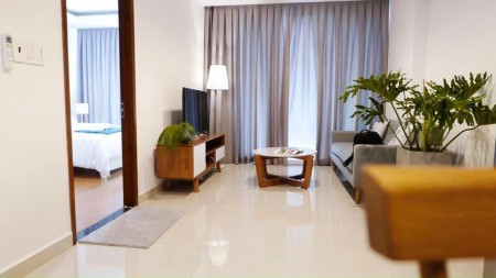 Cho thuê căn hộ 2PN-74m2 full nội thất cao cấp y hình chung cư Sky Center Phổ Quang giá 15tr/th.LH 0932192028-Ms.Mai, 74m2, 2 phòng ngủ, 2 toilet