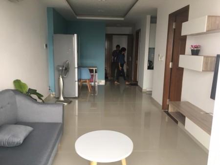 Cho thuê căn hộ 3PN-94m2 full nội thất cao cấp y hình chung cư Sky Center Phổ Quang giá 17tr/th.LH 0932192028-Mai, 94m2, 3 phòng ngủ, 2 toilet