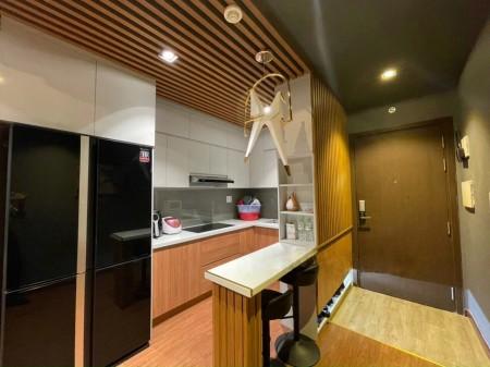 Cho thuê căn hộ The Botanica 2 phòng ngủ full nội thất khu vực sân bay, 75m2, 2 phòng ngủ, 2 toilet