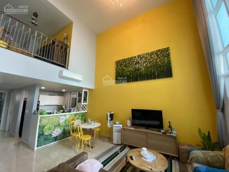 Cho thuê căn hộ rộng 60m2, The Krista, 2 PN, có sẵn đồ dùng, giá 8.2 triệu/tháng, 60m2, 2 phòng ngủ, 2 toilet