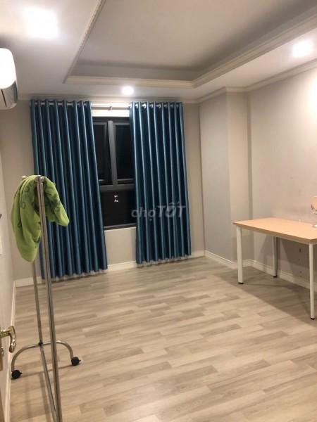 Cần cho thuê căn hộ rộng 75m2, tầng cao view thoáng, kiến trúc đẹp, cc Homyland 3, giá 9 triệu/tháng, 75m2, 2 phòng ngủ, 2 toilet