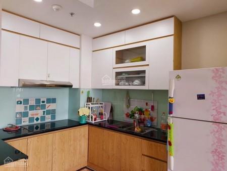 Trống căn hộ 2 PN, sàn gỗ có sẵn nội thất, cc Copac Square, dtsd 90m2, giá 11 triệu/tháng, 90m2, 2 phòng ngủ, 2 toilet