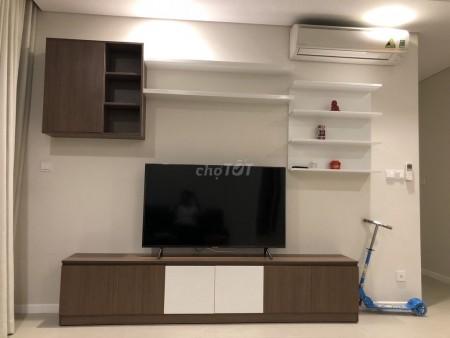 Chính chủ cần cho thuê căn hộ Đảo Kim Cương Quận 2, 2PN, 2WC giá thuê 32 triệu/tháng, 88m2, 2 phòng ngủ, 2 toilet
