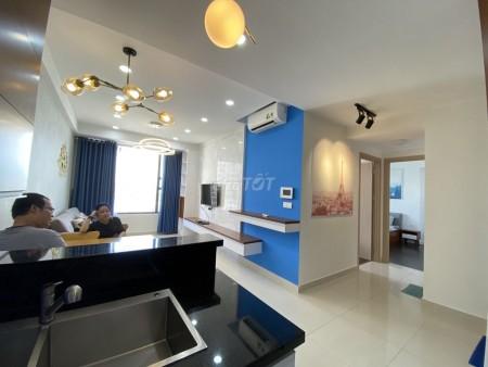 Cần cho thuê căn hộ tại Quận 4 River Gate, 75m2, 2PN, 2WC giá thuê 17 triệu/tháng, 75m2, 2 phòng ngủ, 2 toilet
