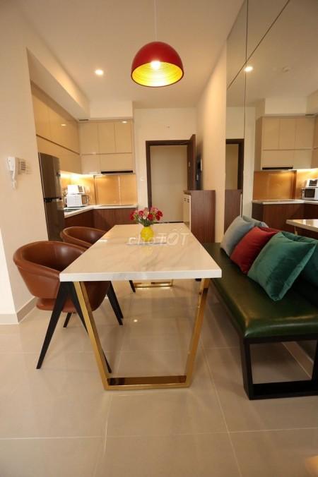 Cho thuê căn hộ chung cư giá 12 triệu/tháng, căn 2pn, 57m2 The Sun Avenue, 57m2, 2 phòng ngủ, 1 toilet