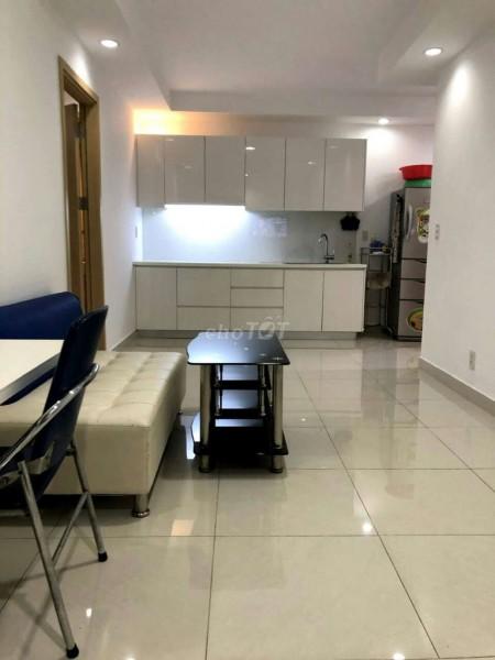 Cho thuê căn hộ chung cư An Gia Graden Tân Phú, 2PN, 2WC. Tầng 6 thoáng mát, 62m2, 2 phòng ngủ, 2 toilet