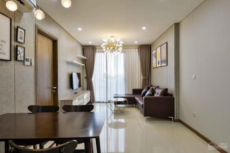 Cần cho thuê căn hộ 86m2, chính chủ, lầu thấp, view hồ bơi, cc Hado Centrosa, giá 22 triệu/tháng, 86m2, 2 phòng ngủ, 2 toilet
