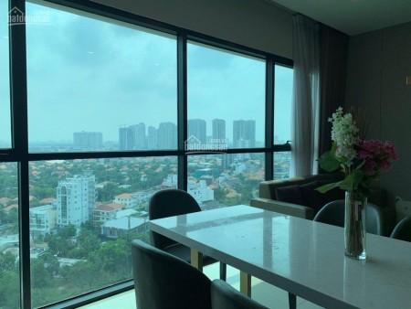 Cho thuê căn hộ bao phí quản lí, dtsd 99m2, 3 PN, giá 30 triệu/tháng, cc The Ascent, tầng cao, 99m2, 3 phòng ngủ, 2 toilet