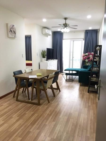 Cho thuê chcc 2 phòng ngủ Diamond Riverside block a, nội thất đầy đủ, 72m2, 2 phòng ngủ, 2 toilet