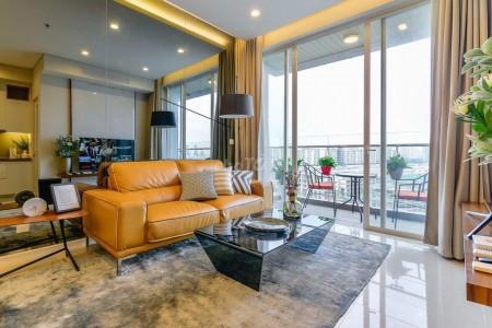 Cho thuê căn hộ cao cấp tại chung cư Sarimi Sala 88m2, 2PN, 2WC nhà mới kiến trúc đẹp, 88m2, 2 phòng ngủ, 2 toilet
