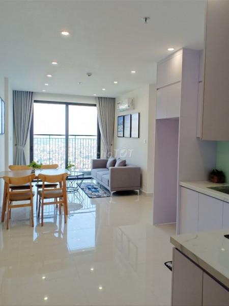 Cho thuê căn hộ chung cư Vinhomes smart city 55m2, 2PN Giá thuê 8tr5/tháng, 55m2, 2 phòng ngủ, 1 toilet