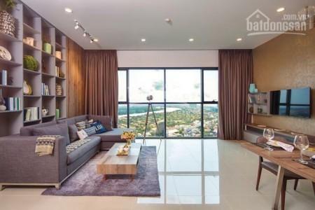 Còn trống căn hộ rộng 100m2, 3 PN, đầy đủ nội thất, cc The Ascent, giá 32 triệu/tháng, LHCC, 100m2, 3 phòng ngủ, 2 toilet