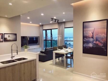 Cho thuê căn hộ 2 PN, có sẵn nội thất, cc The Ascent, dtsd 76m2, giá 16 triệu/tháng, LHCC, 76m2, 2 phòng ngủ, 2 toilet