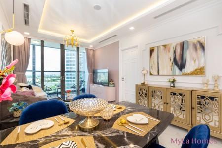 Chuyên cho thuê căn hộ đẹp tại vinhomes central park- giỏ hàng đa dạng - nhà mới 1 - 2 - 3 - 4PN giá rẻ, 56m2, 1 phòng ngủ, 1 toilet