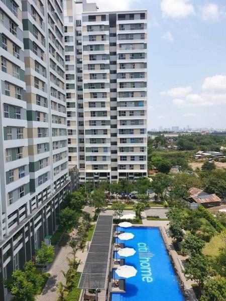 Cho thuê nhiều căn hộ CIti Home giá rẻ nhất Quận 2, 64m2, 2 phòng ngủ, 2 toilet