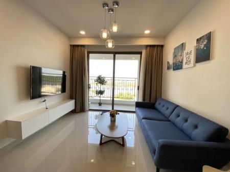 Cho thuê căn hộ chung cư River Gate nhà đẹp thiết kế hiện đại sang trọng với 2pn, đủ nội thất, 74m2, 2 phòng ngủ, 2 toilet
