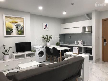 The Everrich Quận 5 cần cho thuê căn hộ rộng 35m2, 1 PN, còn mới, giá 9 triệu/tháng, 35m2, 1 phòng ngủ, 1 toilet