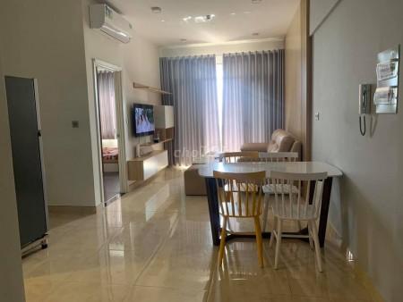 Cho thuê căn hộ chung cư cao cấp 69m2, 2PN, 2WC, Nhà mới đẹp, full nội thất tại LuxGarden, 69m2, 2 phòng ngủ, 2 toilet