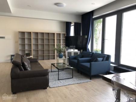 Trống căn hộ tầng 19 cần cho thuê có sân vườn rộng 300m2, 4 PN, cc Sky Garden 3, giá 25 triệu/tháng, 300m2, 4 phòng ngủ, 4 toilet